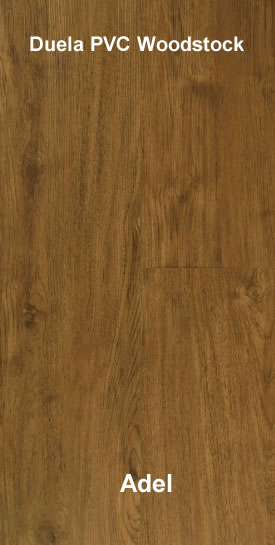 Piso Vinilico London Cooper Woodstock 3.1 mm Uso Comercial Tipo Madera