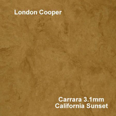 Piso Vinilico PVC London Cooper Carrara 3.1 mm Uso Comercial Tipo Porcelanato