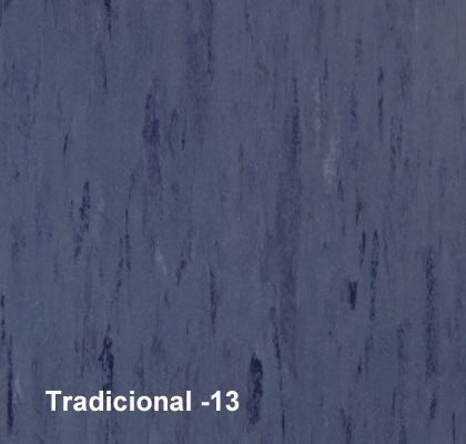 Piso Vinílico Durapiso Tradicional 1.3 mm