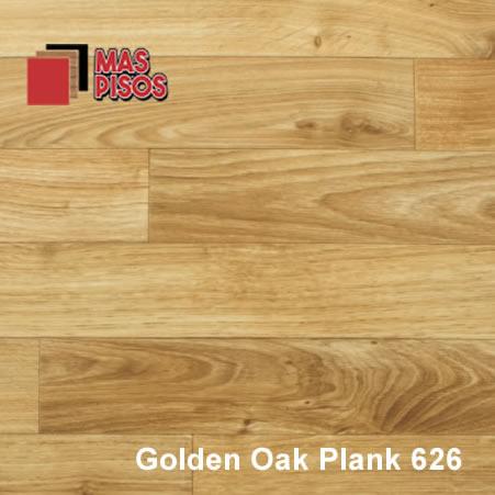 Beauflor-Linóleo-Golden Oak Plank 626