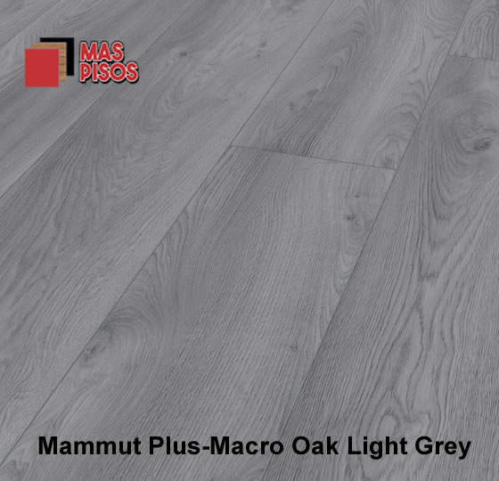 terza-piso laminado- Macro Oak Light Grey