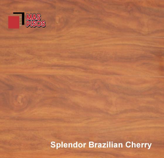 terza-piso laminado-Splendor Brazilian Cherry