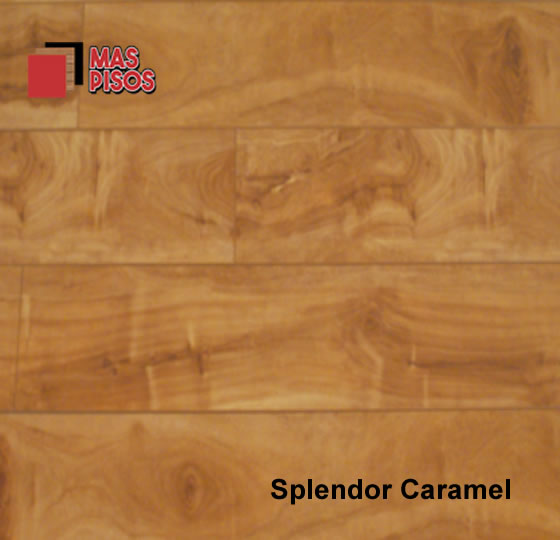 terza-piso laminado-Splendor Caramel