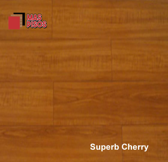 terza-piso laminado-Superb Cherry