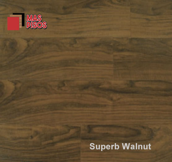 terza-piso laminado-Superb Walnut
