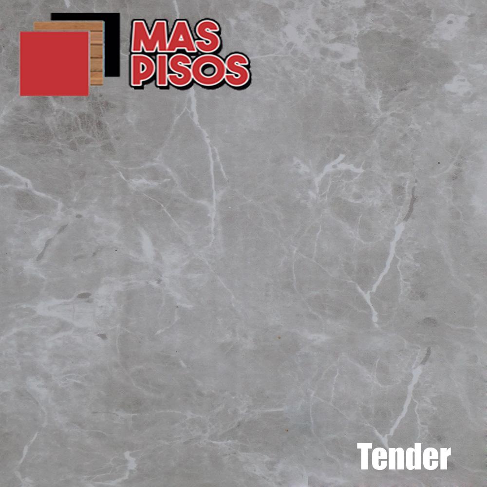 Piso linóleo en rollo color mármol gris